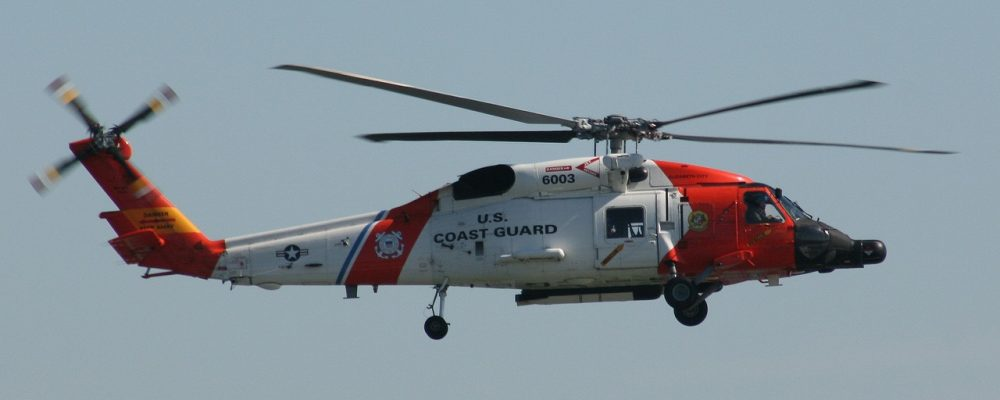 Coast Guard isn't Subject to the Constitution.